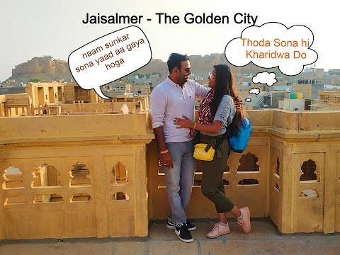 Desert Is Calling Part 4.The Golden City and Jaisalmer Palace