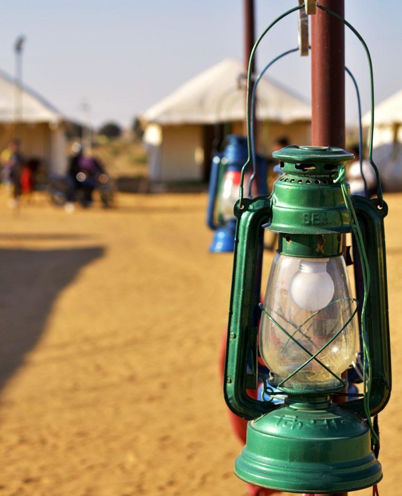 TTV Inside Bhati Desert Camp