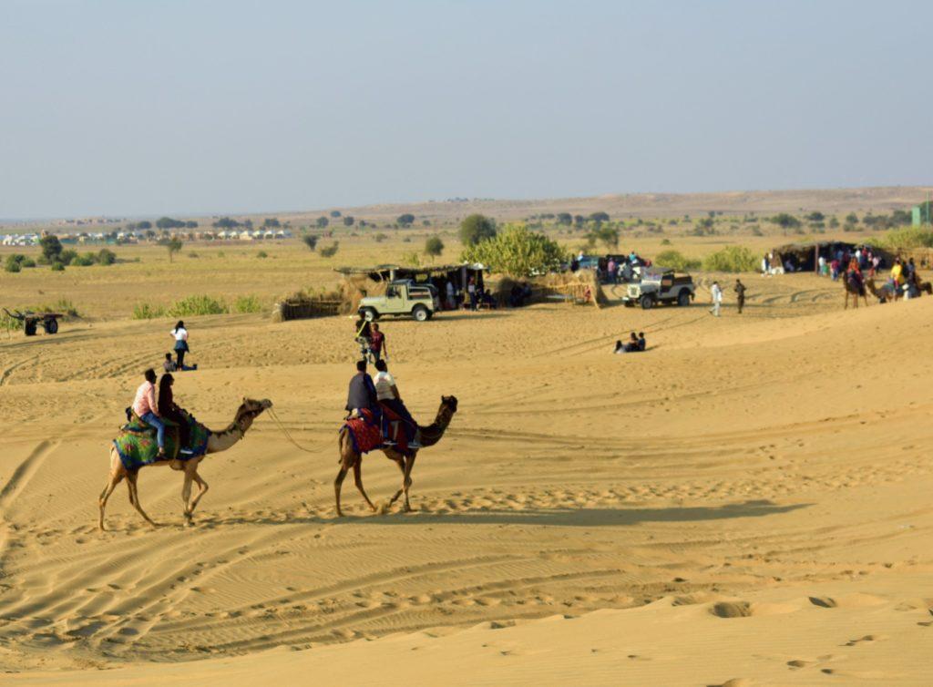 TTV Sam Sand Dunes Landscape