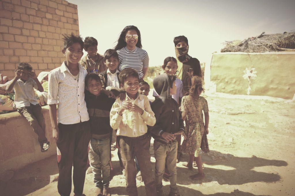 TTV With Village Kids Sam Sand Dunes