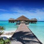 TTV brown hut island gazebo