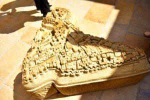 Jaisalmer Fort Architecture