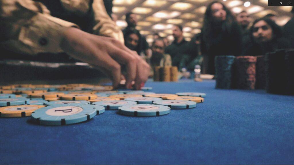TTV Deltin Jaqk Gaming Table
