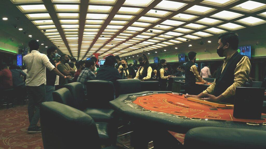TTV Deltin Jaqk Gaming Tables