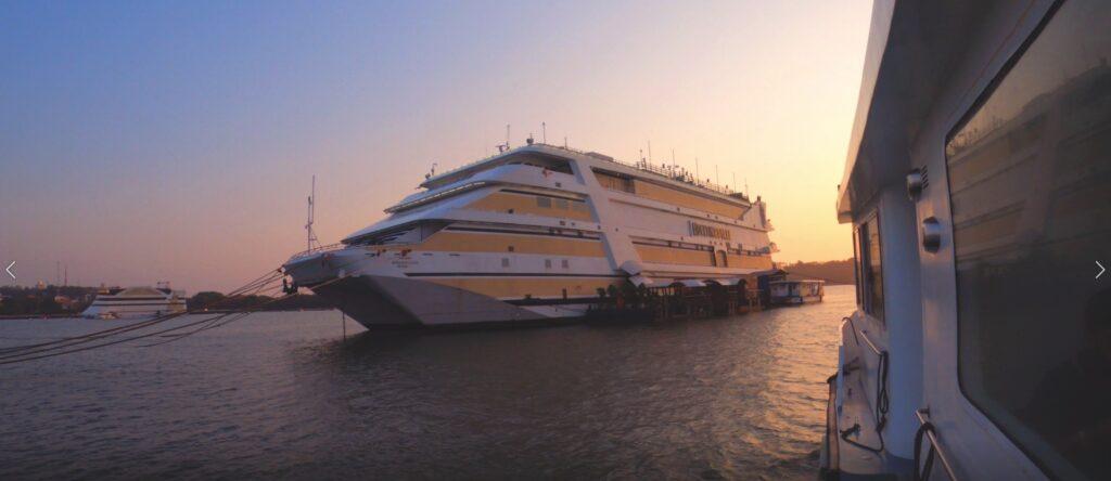 TTV Deltin Royale Cruise