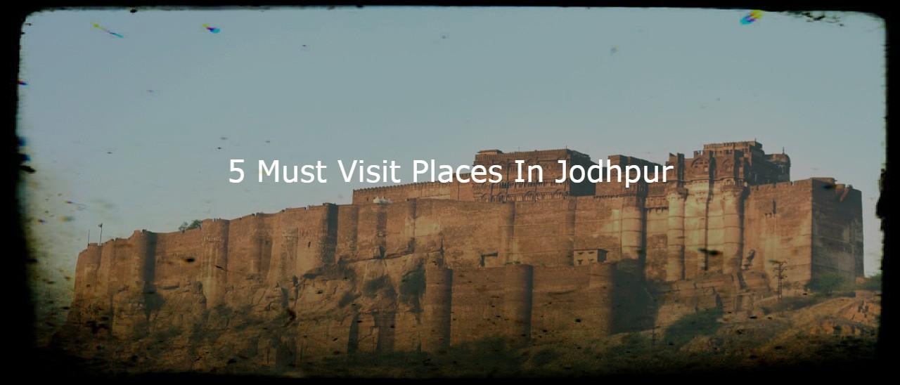 Jodhpur Blog Cover Photo