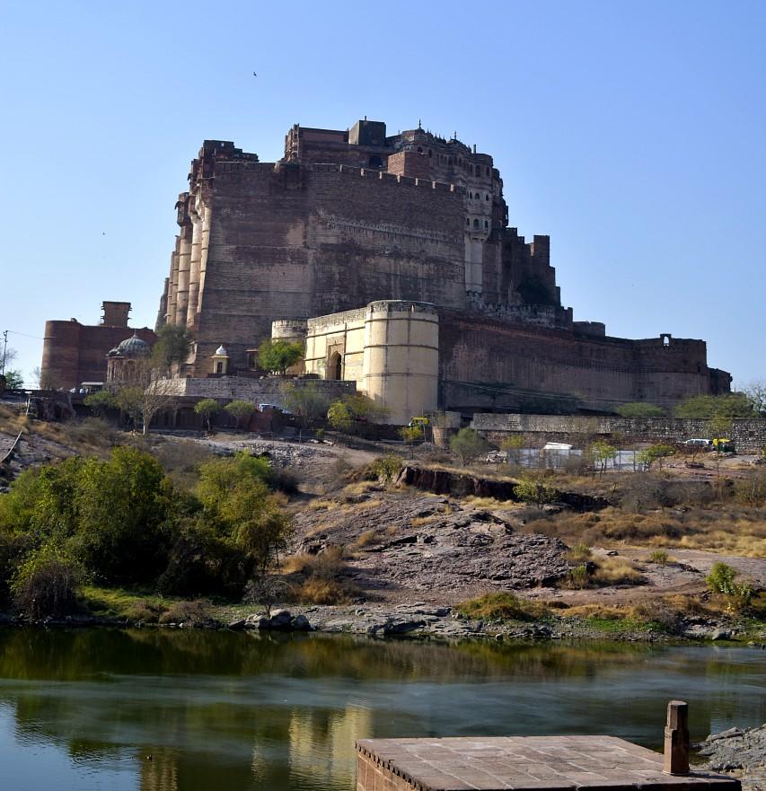 Jodhpur Mehrangarh Fort 1