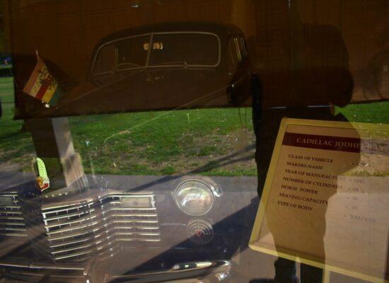 umaid palace vintage cars